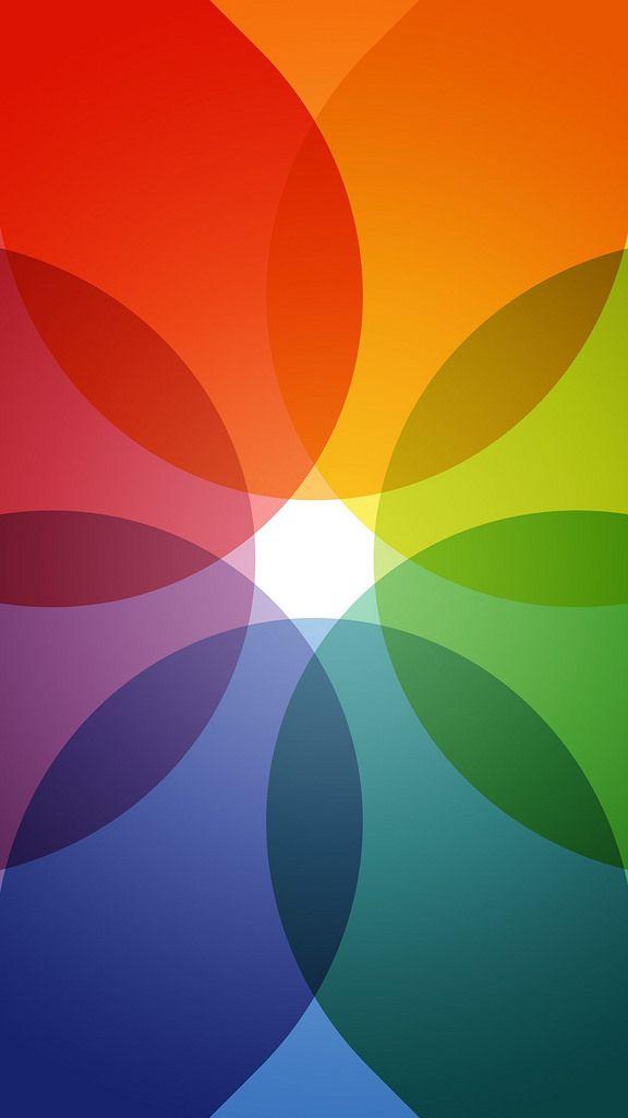 rainbow-color-circle-pattern-34-iphone6-plus-wallpaper