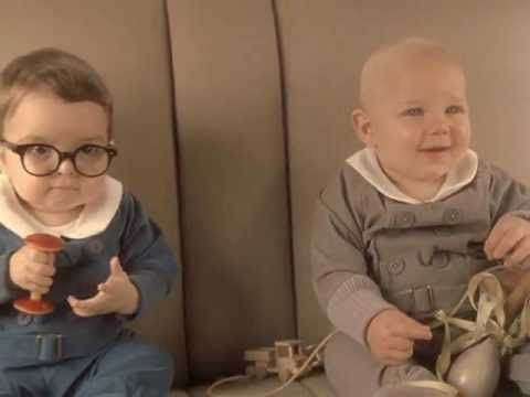 Baby Austin Powers & Baby Dr. Evil - YouTube