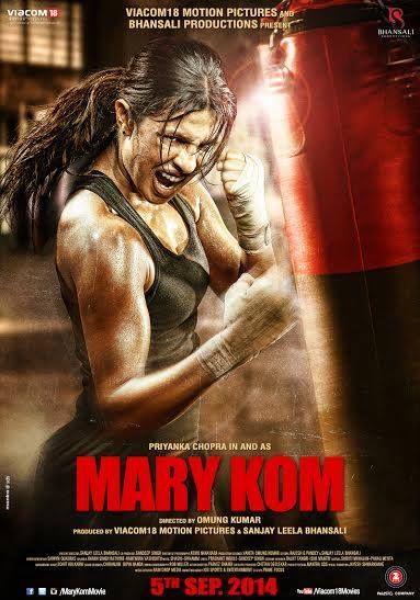 Mary Kom first look released featuring Priyanka Chopra