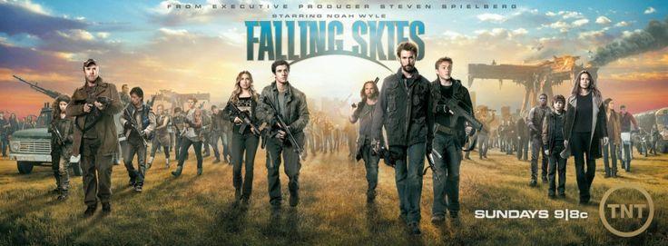 TNT 'Falling Skies' Renewed For A Third Season!!