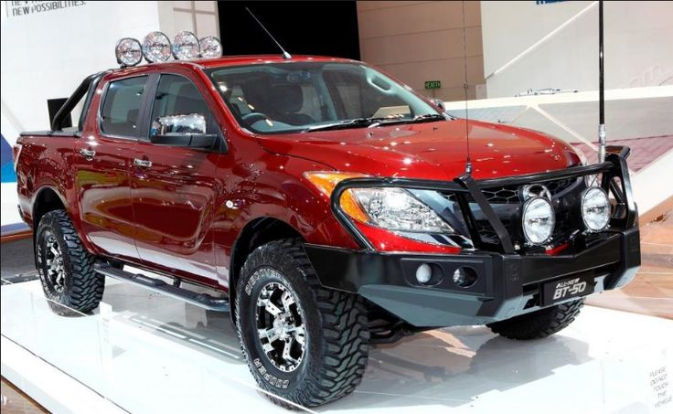 2018 Mazda BT-50 - Mazda has confirm for new BT-50 release on 2018, The New 2018 Mazda BT-50 will have new feature, and that will be 2018 Mazda BT-50