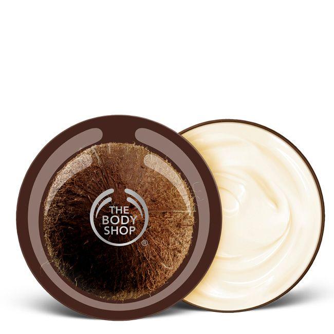 Coconut Body Butter   The Body Shop Australia