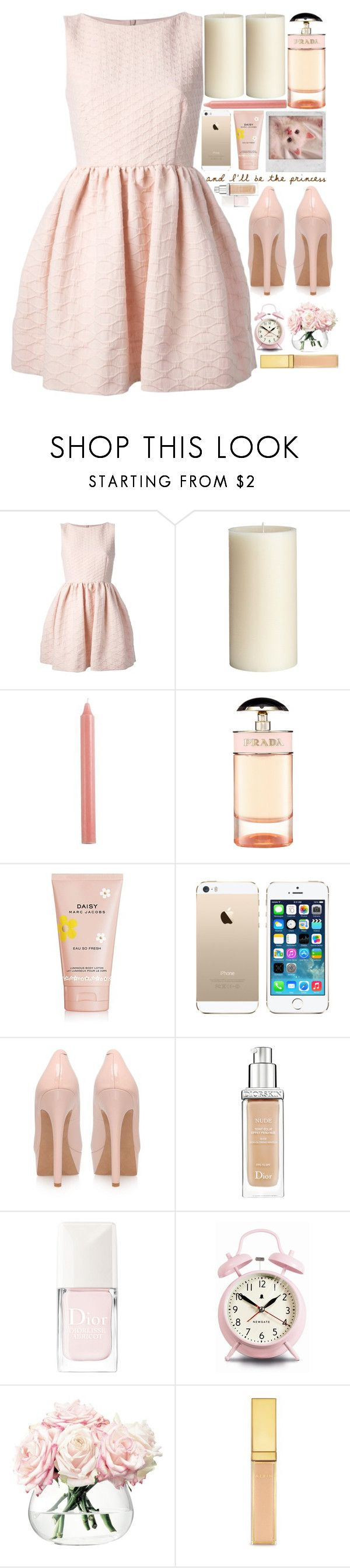 """""""He whispers songs into my window and words that nobody knows"""" by theofficialpretties ❤ liked on Polyvore featuring RED Valentino, Pier 1 Imports, Prada, Marc Jacobs, Polaroid, Jessica Simpson, Christian Dior, Newgate, LSA International and AERIN"""