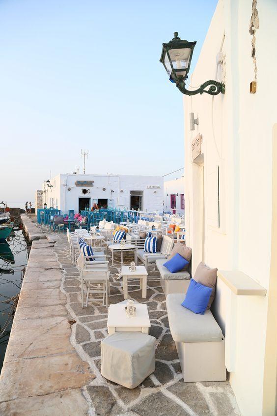Naousa @ Paros island , Greece !!