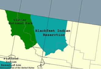 Blackfeet Indian Reservation - Wikipedia, the free encyclopedia