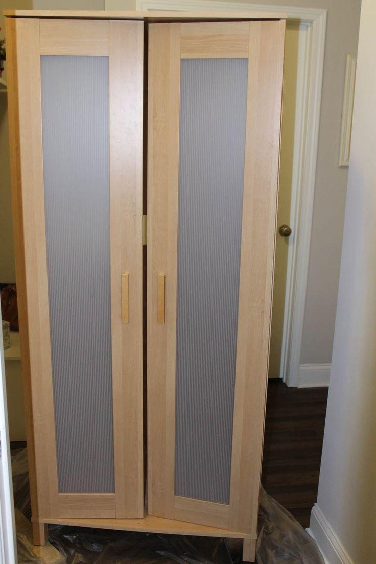 Fresh IKEA Hack Aneboda Wardrobe Aneboda KleiderschrankIkea HacksRustikalen Stil