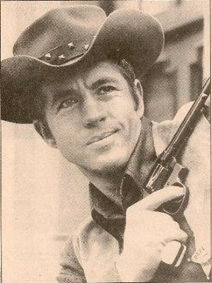 Clu Gulager (born November 16, 1928) is an American television and film actor and director, particularly noted for his co-starring role as William H. Bonney (Billy The Kid) in the 1960–1962 NBC television series, The Tall Man and for his role as Emmett Ryker in another NBC western series, The Virginian.