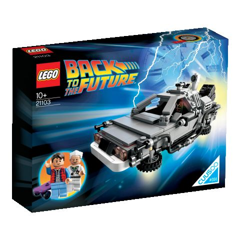 YES! LEGO® Back to the Future™ at San Diego Comic Con, On Sale August 1 Globally – The Official LEGO® CUUSOO Blog