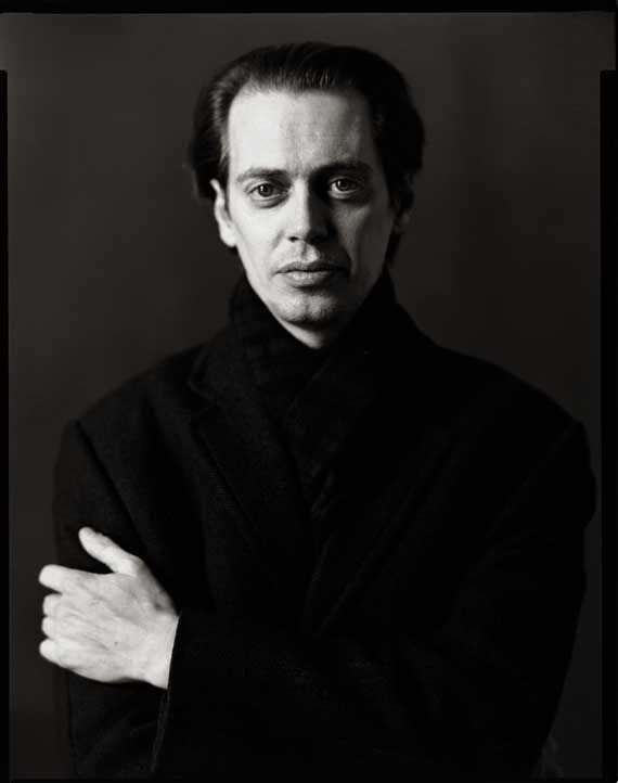 Steve Buscemi by Timothy Greenfield-Sanders