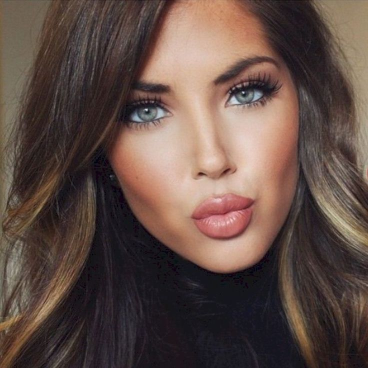 33 Easy Makeup for College this Fall