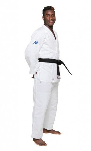 Kappa is the judo gi of choice for the Italian National Judo team. The Kappa…