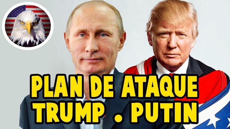 PLAN DE TRUMP Y PUTIN HOY 24 DE JULIO 2017, NOTICIAS DE ULTIMA HORA EEUU...