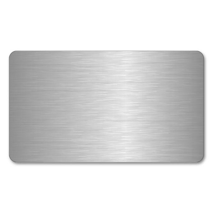 Blank Metallic Looking Business Cards  Business Cards Metallic