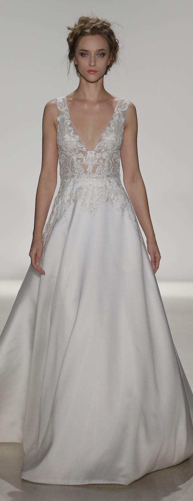 Wedding Dress by Kelly Faetanini Spring 2018 - CERES
