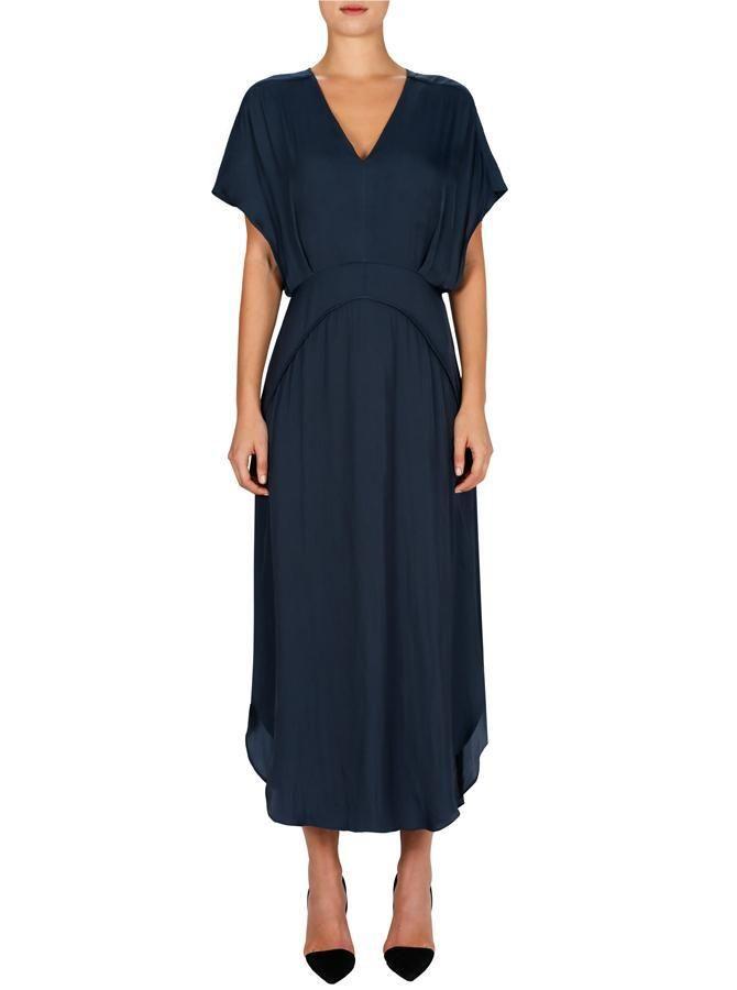 Luxe Deluxe - Look Twice Maxi Dress - Navy