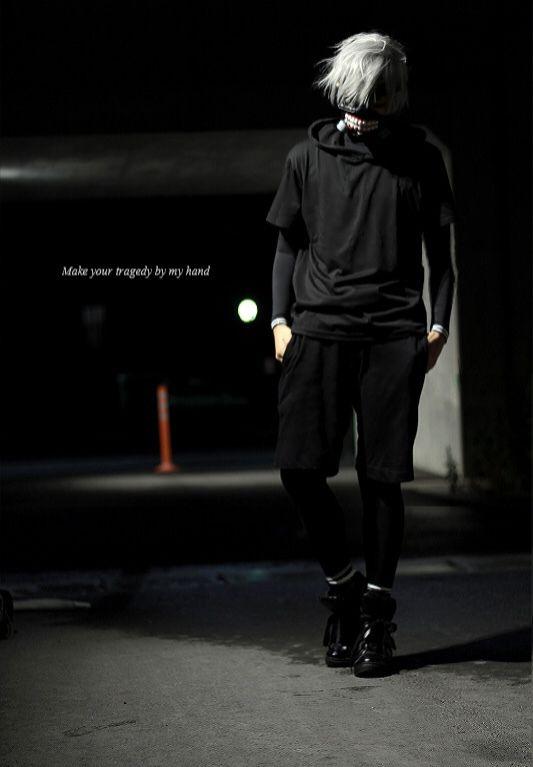 Akira(あきら) Ken Kaneki Cosplay Photo - WorldCosplay