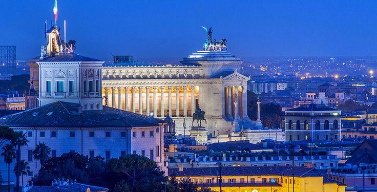 Entdecke die faszinierende Stadt Rom!  Verbringe mit Voyage Privé 2 bis 5 Nächte im 4-Sterne Hotel Savovy. Im Preis ab 179.- sind das Frühstück sowie der Flug inbegriffen.  Hier geht es zum Ferien Deal: https://www.ich-brauche-ferien.ch/ferien-deal-rom-mit-flug-und-hotel-fuer-nur-179/
