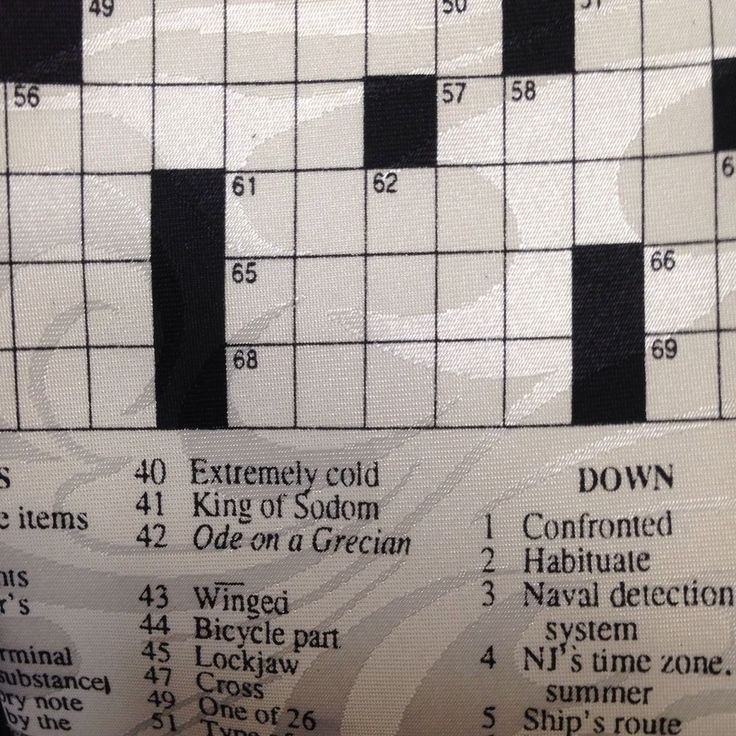 17 Best Ideas About Crossword Puzzle Games On Pinterest