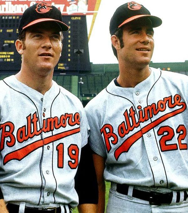 Huge fan of the..Baltimore Orioles ,,Uniform History | 25 Most Influential Baseball Uniforms Of All-Time
