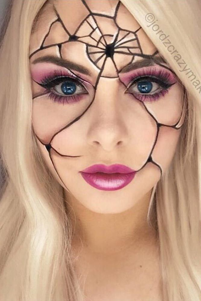 Halloween Makeup Ideas 2019.Halloween Makeup Ideas Are Extremely Versatile And Sometimes
