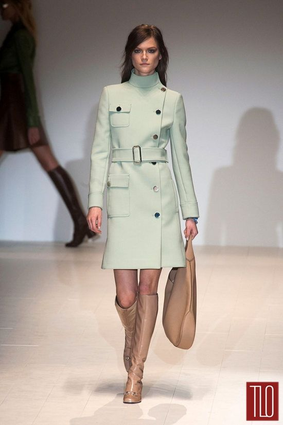 Gucci Fall 2014 Collection | Tom & Lorenzo Fabulous & Opinionated