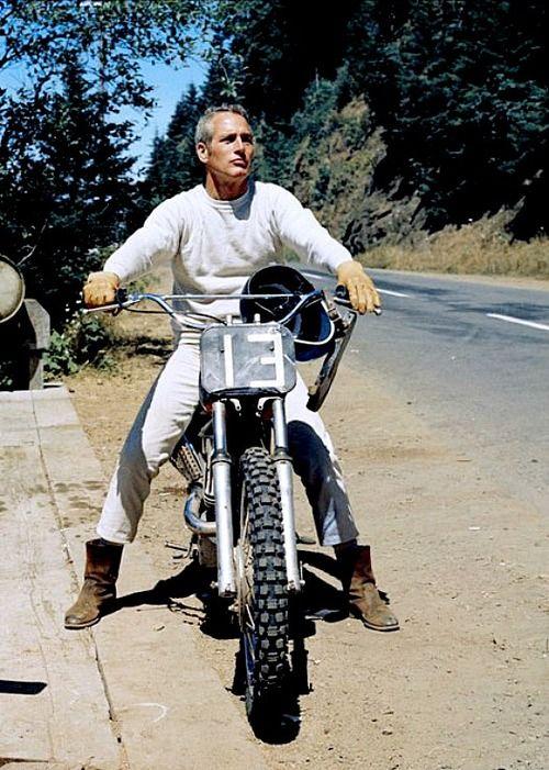 Paul Newman, 1972. (Klassinen tyyli on aina hyvän näköinen) <3