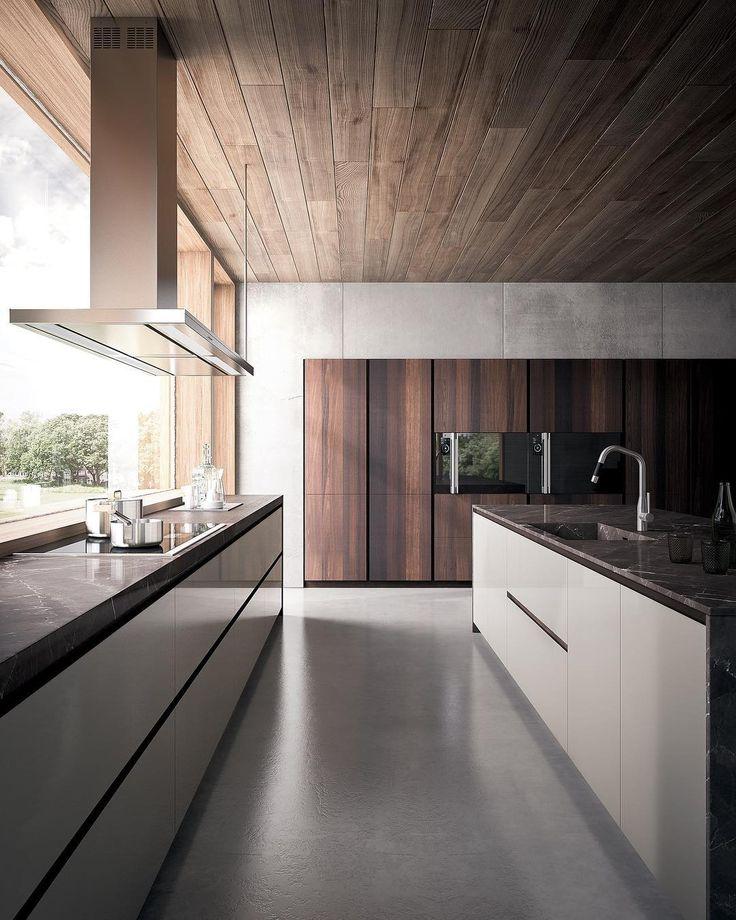 696 best KITCHEN images on Pinterest Kitchens, Contemporary unit - alno küchen qualität