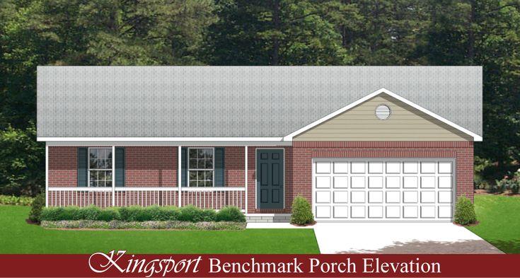 "Kingsport   Hallmark Homes - Indiana's Leading ""On Your Lot"" Custom Builder!"