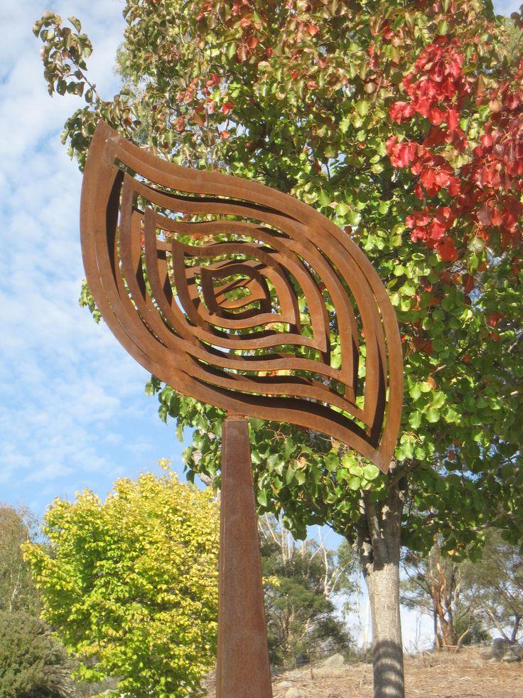 "Mica Grange Sculpture Autumn 16 Ty Manning ""Seeding"""