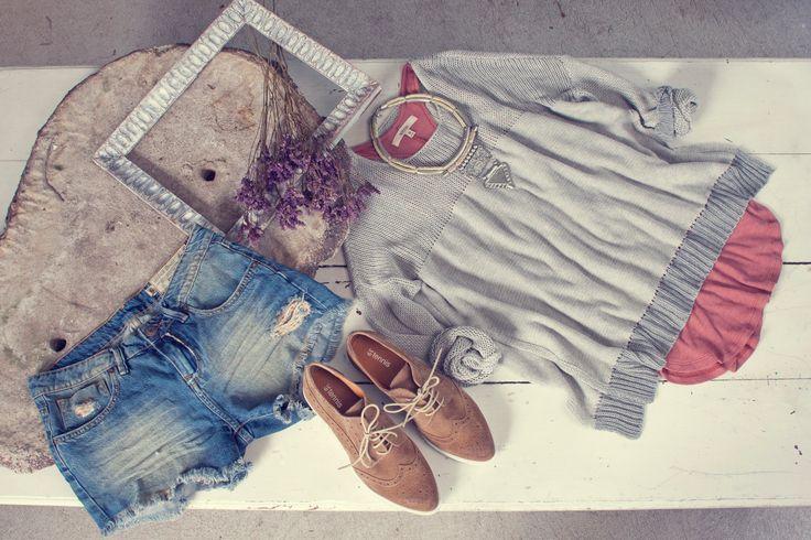 New Romantic Collection – Agosto 2015 / Ir a comprar buzo: www.tennis.com.co
