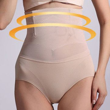 Sexy Mesh Breathable Body Shaping Hip Lifting Ultra Thin Abdomen Shapewear For Women - NewChic Mobile