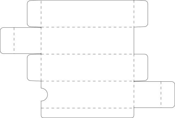tall rectangel box