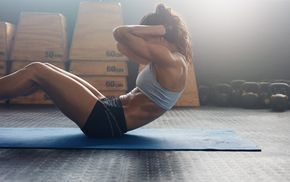 This is the best ab workout! It targets upper abs, lower abs, and obliques, all while burning unwanted stomach fat.