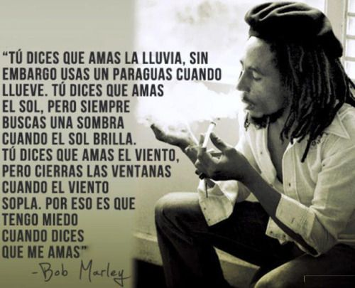 44 best frases images on pinterest words a quotes and dating tu dices que si amas a la lluvia httpenviarpostales dicebob marleygooglecoachingme altavistaventures Gallery