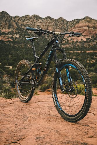 Canyon Strive CF review test Photo by Paris Gore