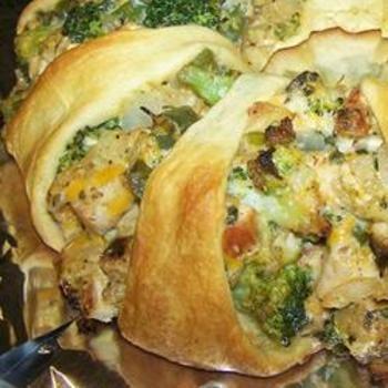 Broccoli Chicken Roli