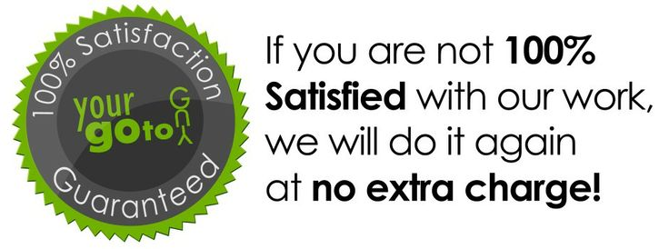 www.yourgotoguy.ca  -  Did you know that stand behind the quality of our product!  We have a 100% satisfaction guarantee in place, if you are not happy, we will do it again at no extra charge!  #webdesign #website