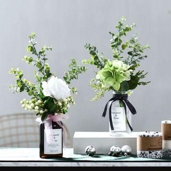 Tisch #Vase #Dekoration #Nordic #Minimalist #Wohnen #Zimmer
