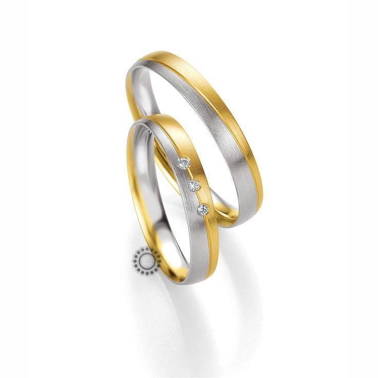 Βέρες γάμου BENZ 041 & 042 - Ιδιαίτερες ανατομικές βέρες Benz με διαγώνιο χώρισμα | Κόσμημα-Ρολόι ΤΣΑΛΔΑΡΗΣ στο Χαλάνδρι #βέρες #βερες #γάμου #χρυσός