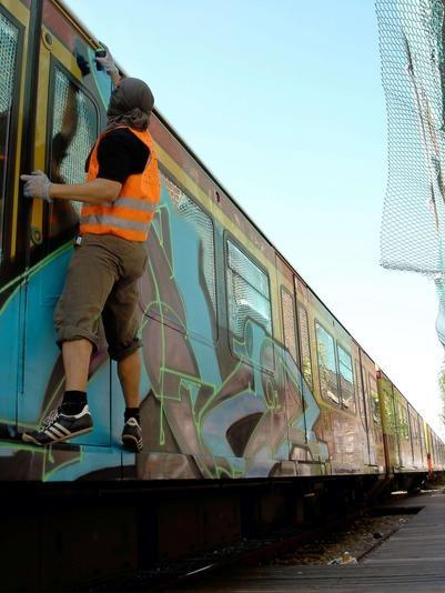 BVG verlor Prozess: Berliner Grafitti-Film wird wieder gezeigt - Stadtleben - Berlin - Tagesspiegel
