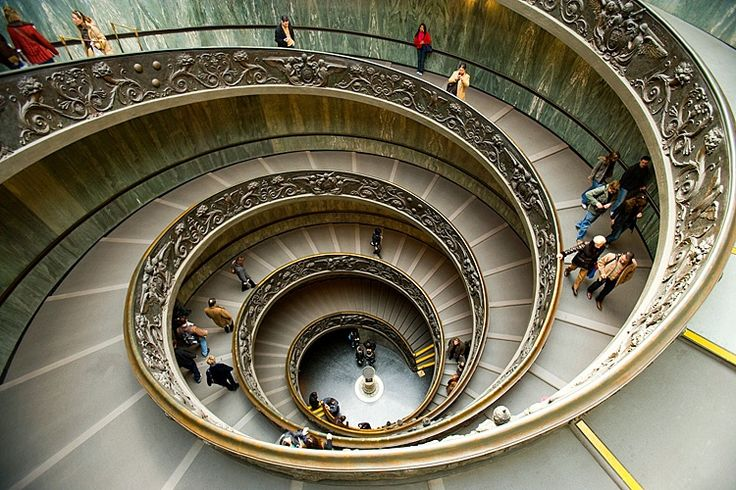 Best Spiral Staircase The Vatican Rome Italy Things Of 400 x 300