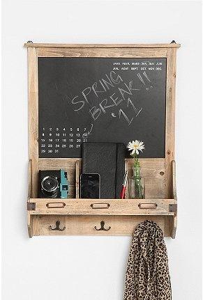 Vintage Wood Calendar ChalkboardKitchens, Urbanoutfitters, The Doors, Reclaimed Wood, Urban Outfitters, Vintage Wood, Chalk Boards, Front Doors, Wood Chalkboards