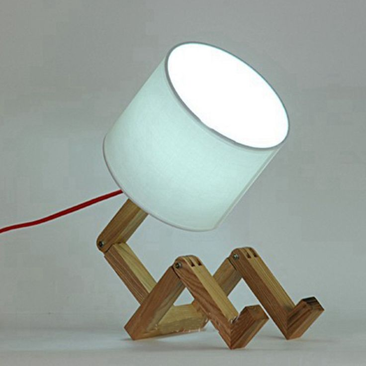 698 best lamps images on pinterest wooden lamp wood for Lamparas ikea ninos
