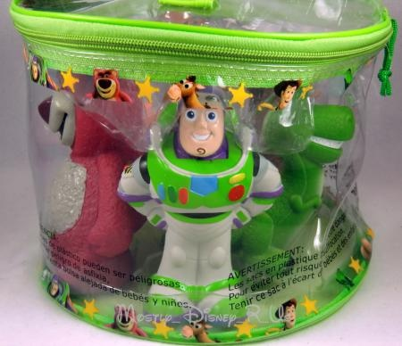 New Disney Store Toy Story 3 6 PC Bath Toys Set Lotso Buzz Bullseye Woody  Jessie. 9 best Gifts   Hayley images on Pinterest