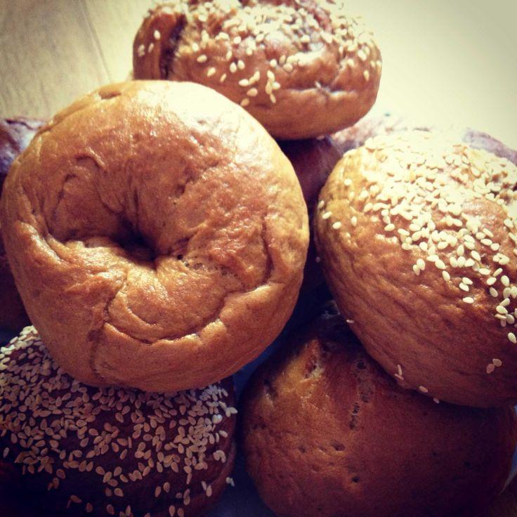 provate a fare i bagels a casa