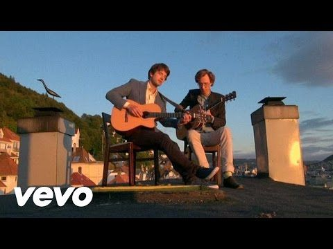 Kings Of Convenience - Me in You - Not exactly jazz but beautiful.. And Bergen