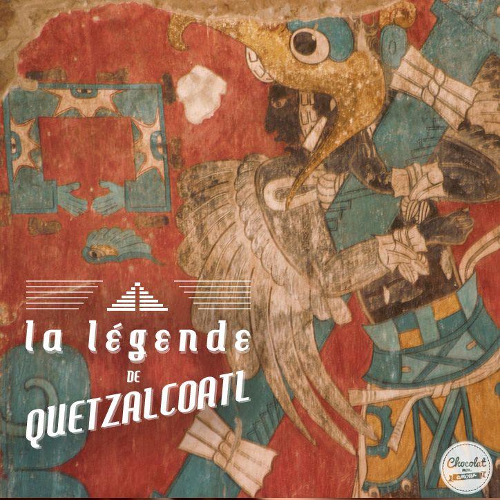 Chocolat mon amour - Épisode 2 : La légende du dieu aztèque Quetzalcoatl - sur France Bleu