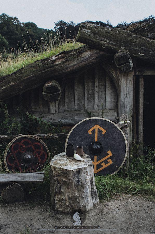 """noordhravan: """" v i k i n g photo taken at the schothorst viking village in the netherlands facebook.com/noordhravan instagram.com/noordhravan """""""