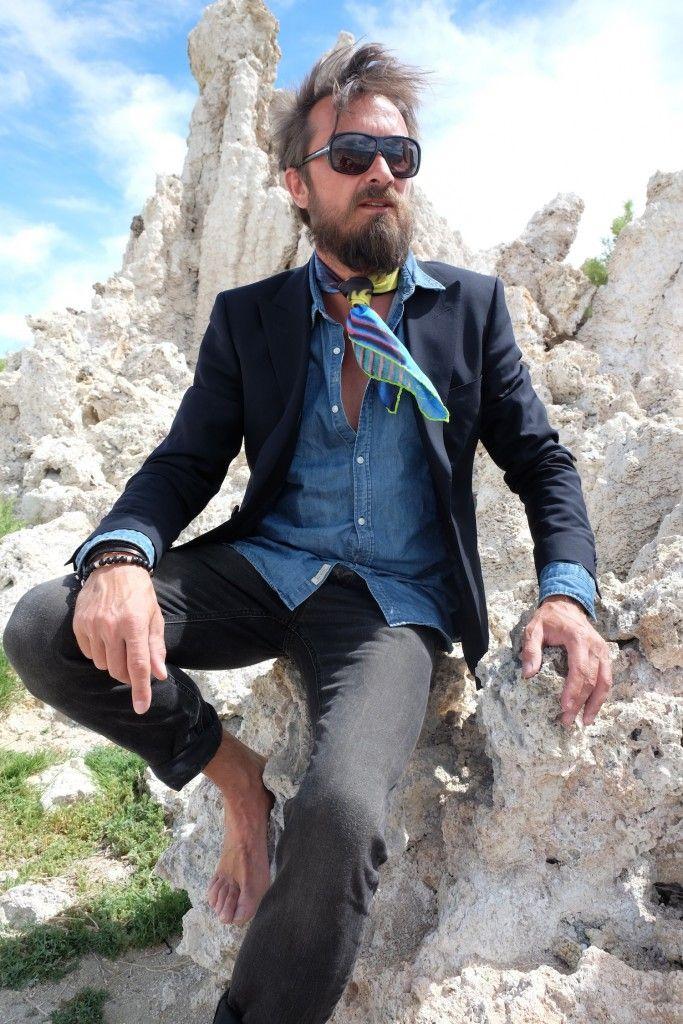 db6fb178593dc7 Look of the Day: Broska Bandana | Mode für Männer | Mode für männer, Echte  männer, Männer