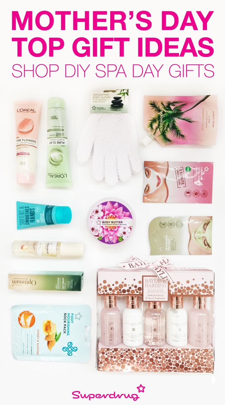 Looking for the perfect Mother's Day gift? Bring the spa to Mum with Superdrug's never ending selection of pampering products. From serums and moisturisers to face masks and body scrubs they've got everything you need to make Mum look and feel fabulous this Mother's Day.